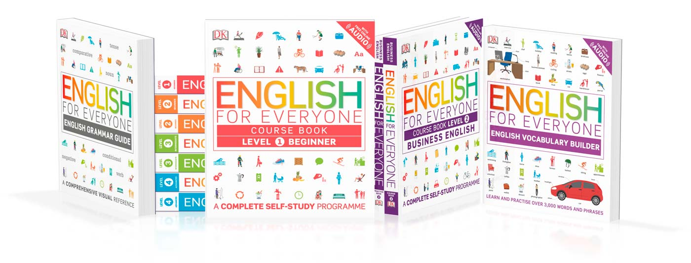 English Learning Course Book